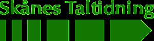 Skånes Taltidnings logotyp